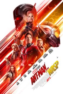 Ant-Man and the Wasp (2018) 480p Hindi Dubbed Movie
