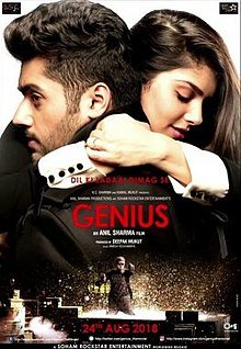 Genius (2018) Bollywood Full hindi Movie