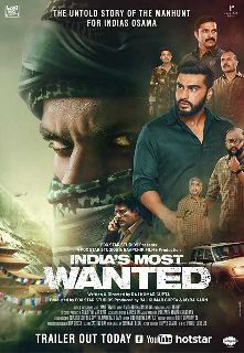 Indias Most Wanted (2019) Hindi Movie