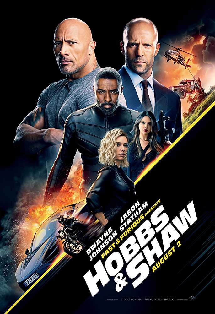 Fast and Furious Presents: Hobbs and Shaw (2019) Hindi Dubbed Movie Watch Online Free