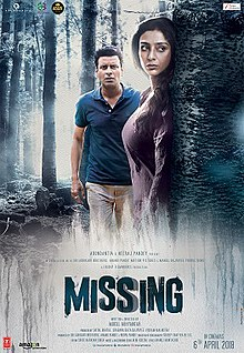 Missing (2018) 480p Bollywood Movie HDRip