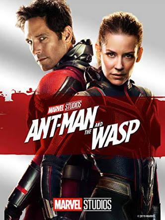 Ant Man And The Wasp (2018) Hindi Dubbed Movie