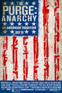The Purge Anarchy (2014) 480p Hindi Dubbed Movie