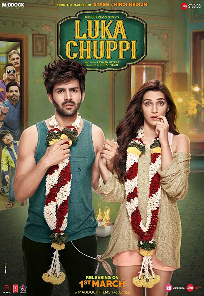Luka Chuppi (2019) Hindi Full Movie