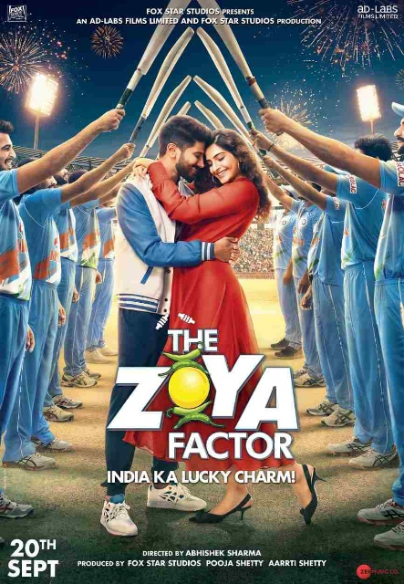 The Zoya Factor (2019) New Bollywood Full Movie