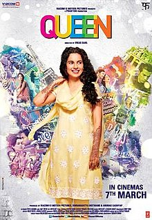 Queen (2014) Hindi Movie