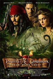 Pirates of the Caribbean 2 (2006) 480p Hindi Dubbed