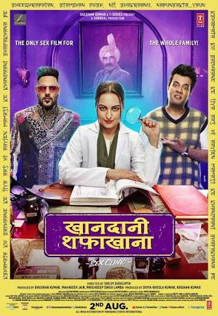 Khandaani Shafakhana (2019) New Bollywood Full HDRIP Movie