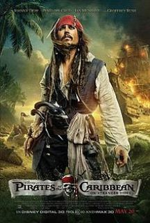 Pirates of the Caribbean 4 (2011) 480p Hindi Dubbed