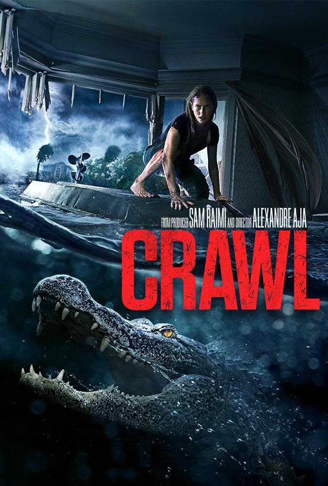 Crawl (2019) Full English Movie Watch Online Free