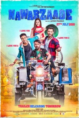 Nawabzaade (2018) Bollywood Full Movie