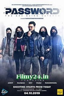 Password (2019) Bengali Full Movie HDRip