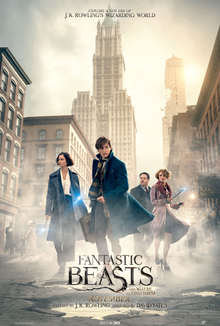 Fantastic Beasts and Where to Find Them (2016) Hindi Dubbed