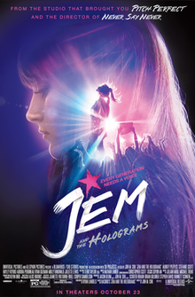 Jem and the Holograms (2015) Dual Audio Hindi Dubbed