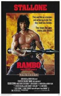 Rambo First Blood Part 2 (1985) 480p Dual Audio Hindi Dubbed Movie