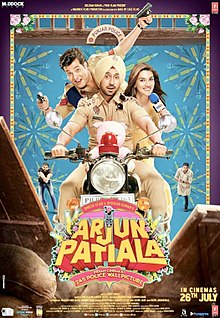 Arjun Patiala (2019) Full Hindi Movie Watch Online Free