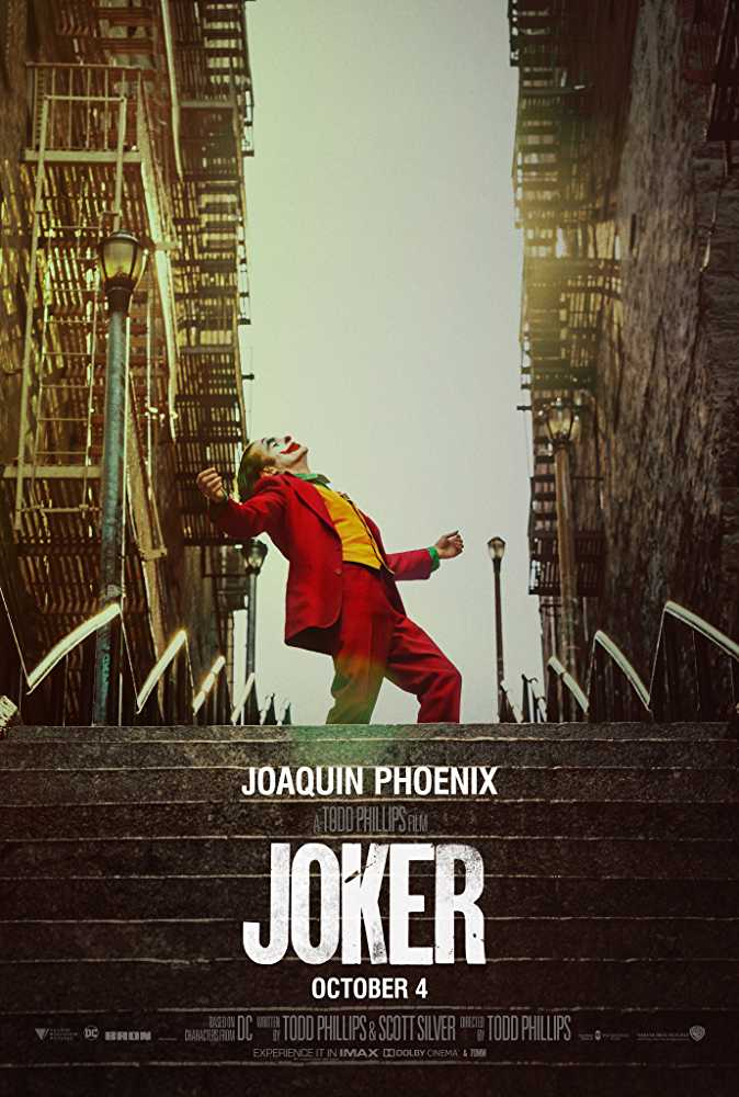Joker (2019) English Movie Watch Online Free