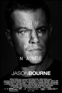 Jason Bourne (2016) Dual Audio Hindi Dubbed Movie