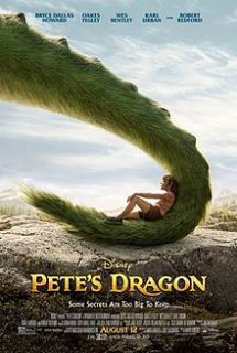 Petes Dragon (2016) Dual Audio Hindi Dubbed Movie