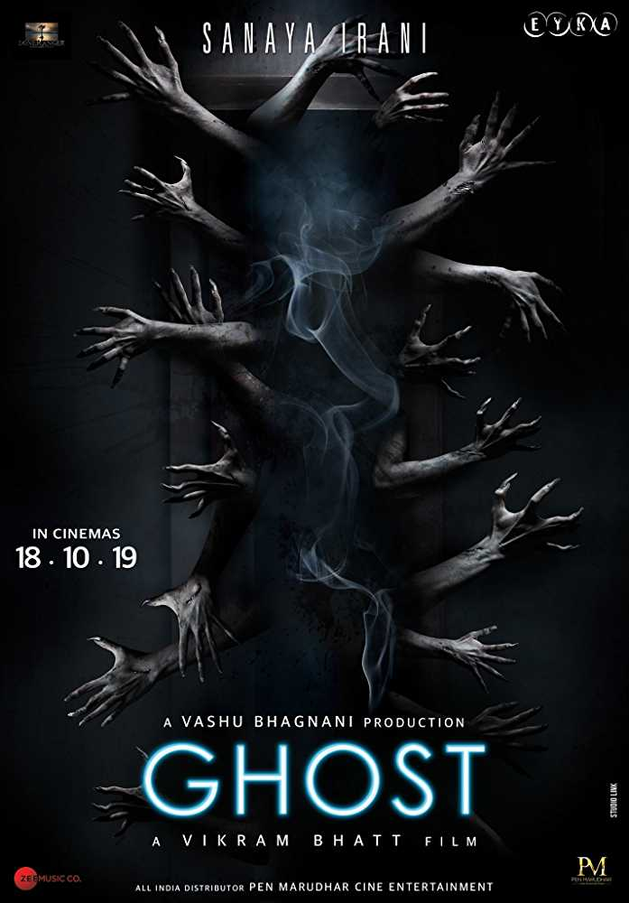 Ghost (2019) Bollywood Movie Watch Online Free