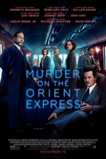 Murder on the Orient Express (2017) English Movie