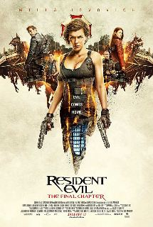 Resident Evil The Final Chapter (2017) 480p Dual Audio Hindi Dubbed Movie