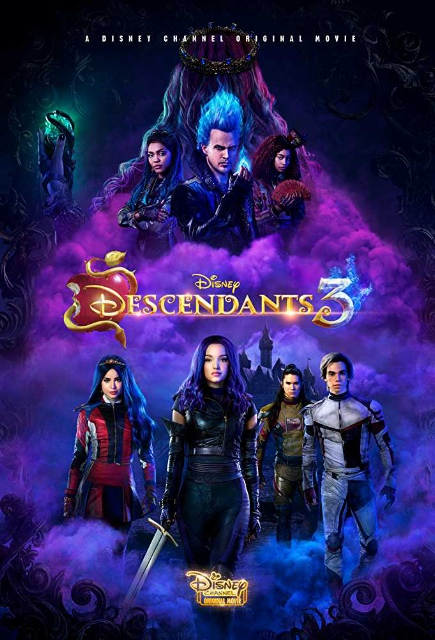 Download Descendants 3 (2019) Hollywood English Movie 720p