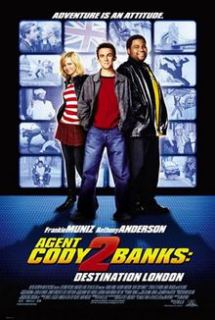 Agent Cody Banks 2 Destination London (2004) English Movie