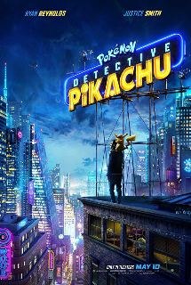 Pokemon Detective Pikachu (2019) 480p HDRip Hindi Dubbed [266MB] Full Hollywood Movie