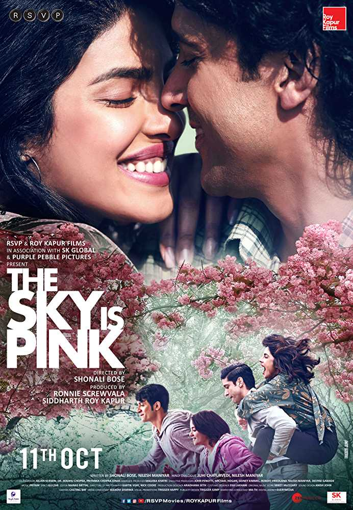 The Sky Is Pink (2019) Official Trailer Watch Online Free
