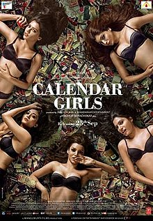 Calendar Girls (2015) Hindi Movie