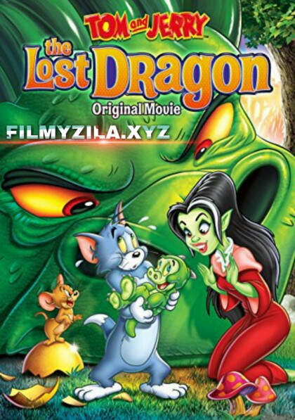 Tom and Jerry The Lost Dragon (2014) Hollywood Hindi Dubbed Full Movie