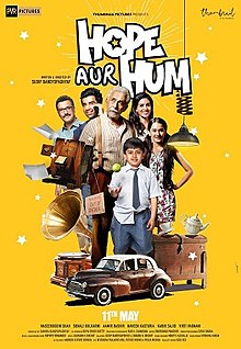 Hope Aur Hum (2018) Bollywood Movie HDRIP