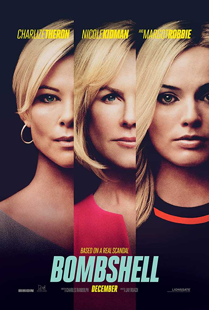 Bombshell (2019) English Movie Official Trailer Watch Online Free