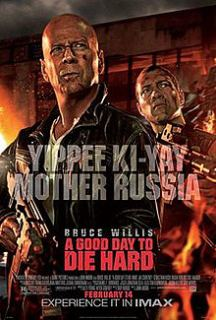 A Good Day to Die Hard (2013) 480p Hindi Dubbed