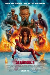 Deadpool 2 (2018) English Movie Dual Audio