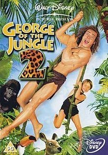 George of the Jungle 2 (2003) 480p Hindi Dubbed