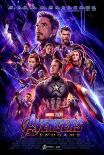 Avengers: Endgame (2019) 480p Hindi Dubbed Movie