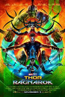 Thor: Ragnarok (2017) 480p  Hindi Dubbed Movie