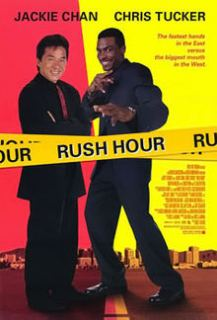 Rush Hour (1998) 480p Hindi Dubbed Full Movie
