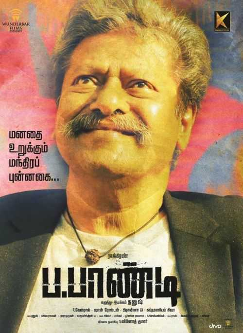 Power Paandi (2017) Hindi Dubbed Movie Watch Online Free