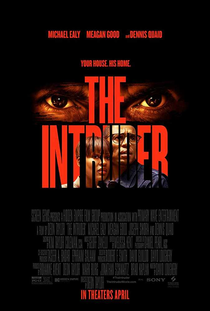 The Intruder (2019) Hindi Dual Audio Movie Blu-ray Watch Online Free