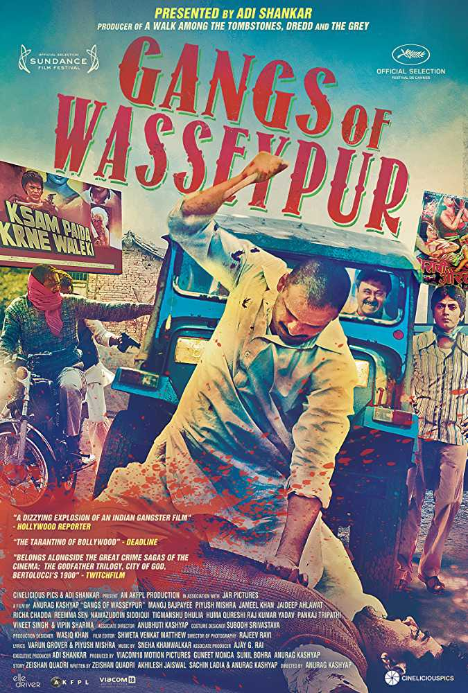 Gangs of Wasseypur – Part 1 (2012) Hindi Full Movie Watch Online Free