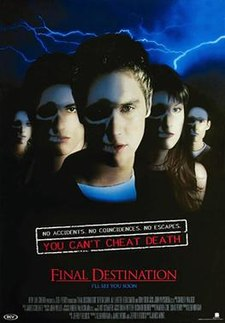 Final Destination (2000) Full Movie Hindi Dubbed