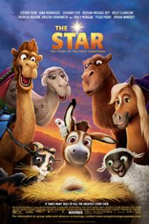 The Star (2017) English Animated Movie