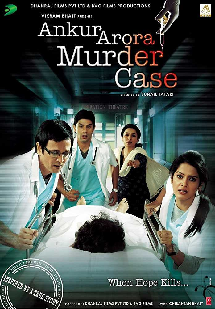Ankur Arora Murder Case (2013) Hindi Full Movie Watch Online Free