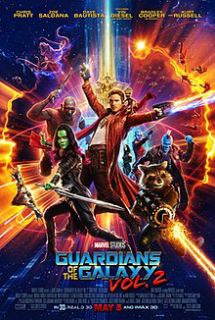 Guardians of The Galaxy Vol 2 (2017) Dual Audio Hindi Dubbed Movie