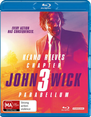 John Wick 3 (2019) Full English Movie Blu-ray Watch Online Free