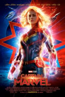 Captain Marvel (2019) 480p Hindi Dubbed Movie