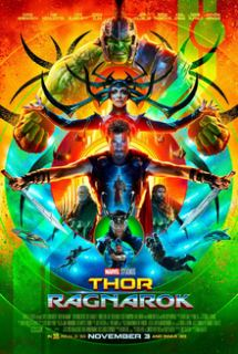 Thor Ragnarok (2017) Dual Audio Hindi Dubbed Movie